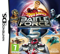 UK Boxshot of Hot Wheels Battle Force 5 (DS)