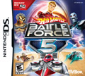US Boxshot of Hot Wheels Battle Force 5 (DS)