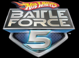 Logo of Hot Wheels Battle Force 5 (NINTENDO Wii)