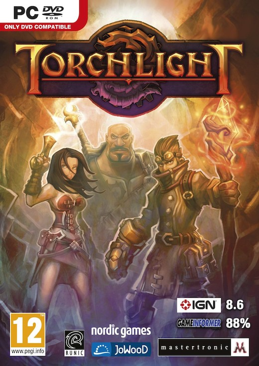 Torchlight II Update 9 RELOADED