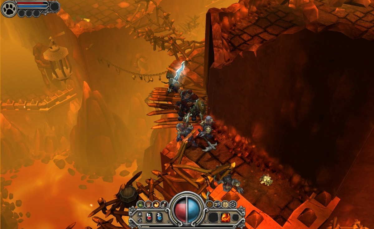 Screenshot of Torchlight (PC)