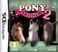 UK Boxshot of Pony Friends 2 (DS)