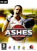 UK Boxshot of Ashes Cricket 2009 (PC)