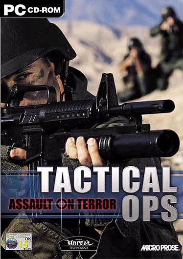 Tactical Ops: Assault on Terror | Tek Link