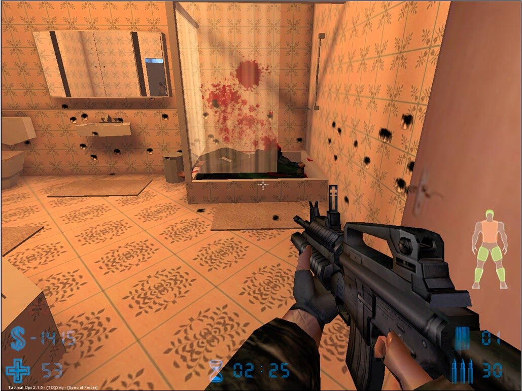 screen6 large Tactical Ops: Assault on Terror [PC]