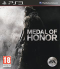 UK Boxshot of Medal of Honor (PS3)