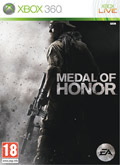 UK Boxshot of Medal of Honor (XBOX360)