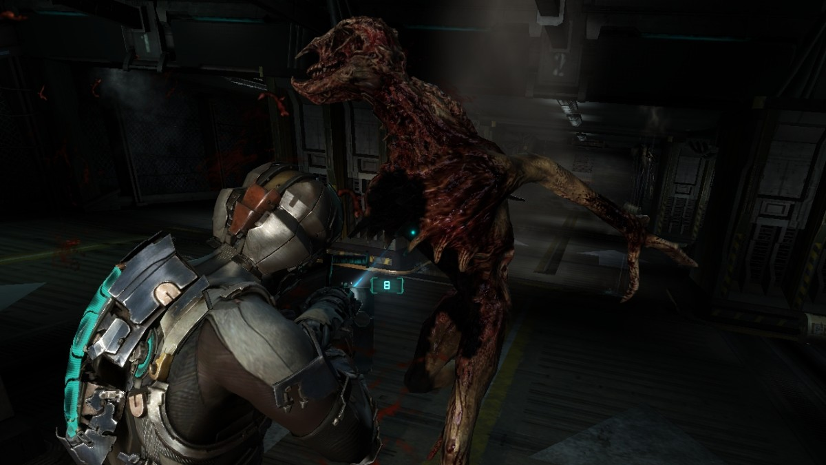 Screenshot of Dead Space 2 (XBOX360)