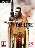 UK Boxshot of Spec Ops: The Line (PC)