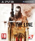 UK Boxshot of Spec Ops: The Line (PS3)