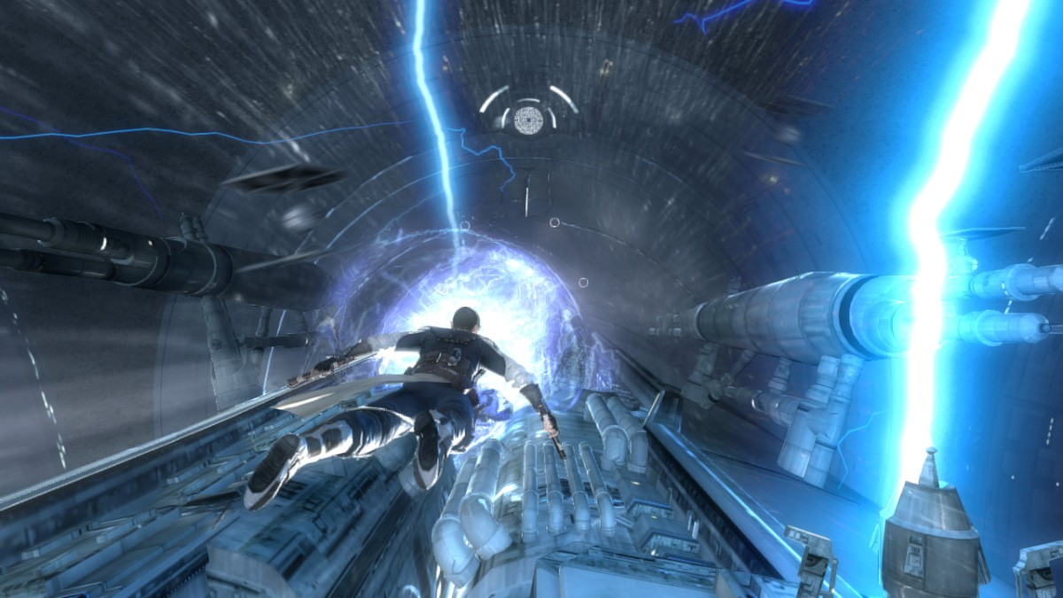 Screenshot of Star Wars: The Force Unleashed II (PS3)