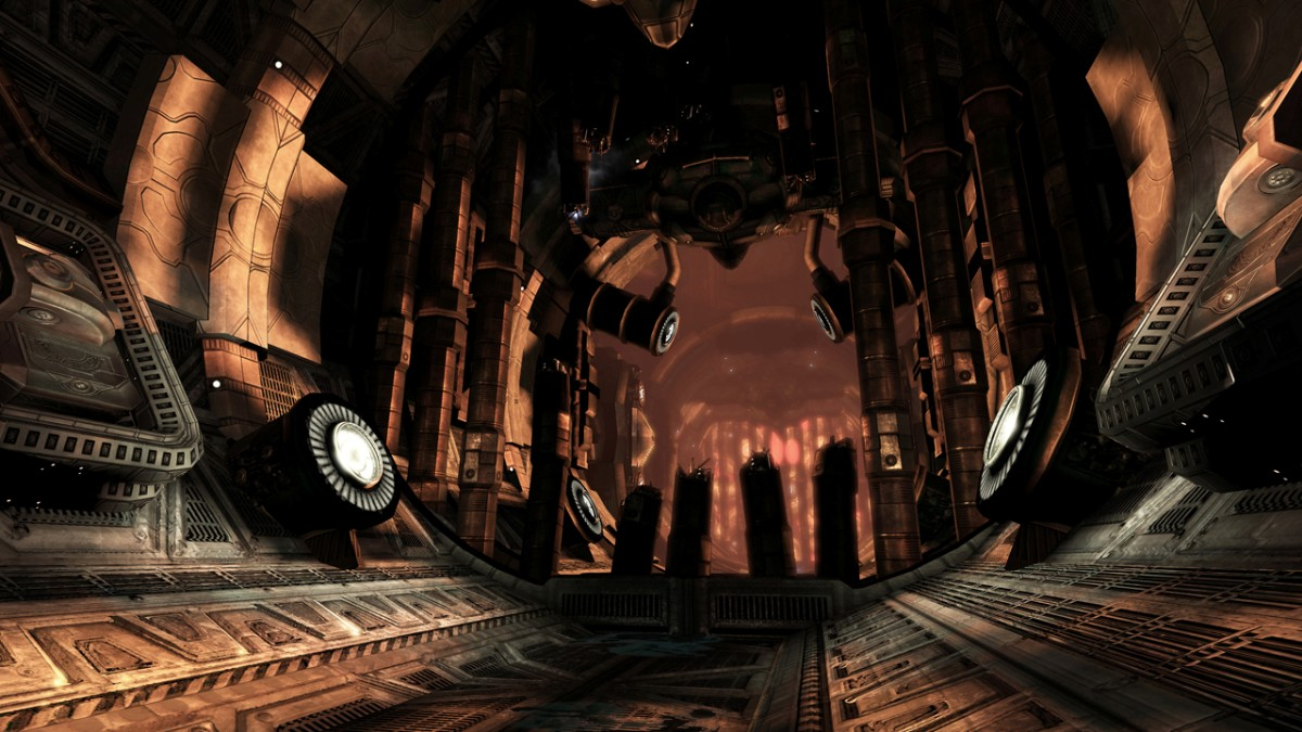 Screenshot of Transformers: War for Cybertron (PC)