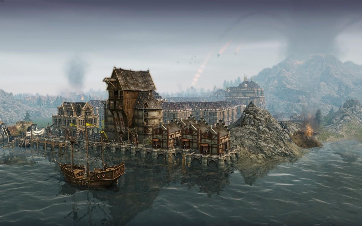 CrimsonRain.Com ANNO 1404: Venice 紀元1404:威尼斯
