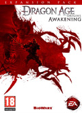 UK Boxshot of Dragon Age: Origins - Awakening (PC)
