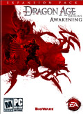 US Boxshot of Dragon Age: Origins - Awakening (PC)
