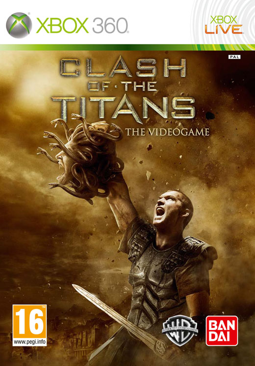 Clash Of The Titans [PAL] [XBox360] [MU]
