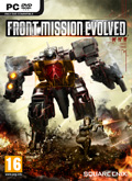UK Boxshot of Front Mission: Evolved (PC)