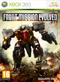 UK Boxshot of Front Mission: Evolved (XBOX360)