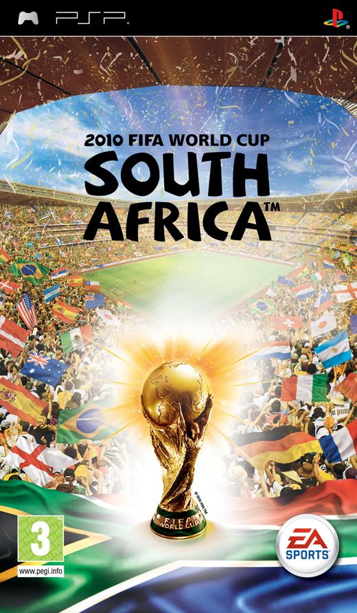 boxshot uk large Fifa World Cup 2010 EUR   MULTI2 [ PSP ]