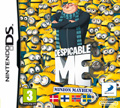 UK Boxshot of Despicable Me (DS)
