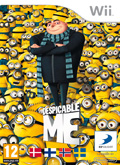 UK Boxshot of Despicable Me (NINTENDO Wii)