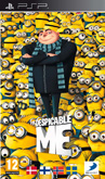 UK Boxshot of Despicable Me (PSP)