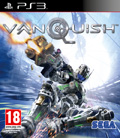 UK Boxshot of Vanquish (PS3)