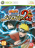 UK Boxshot of Naruto Shippuden: Ultimate Ninja Storm 2 (XBOX360)