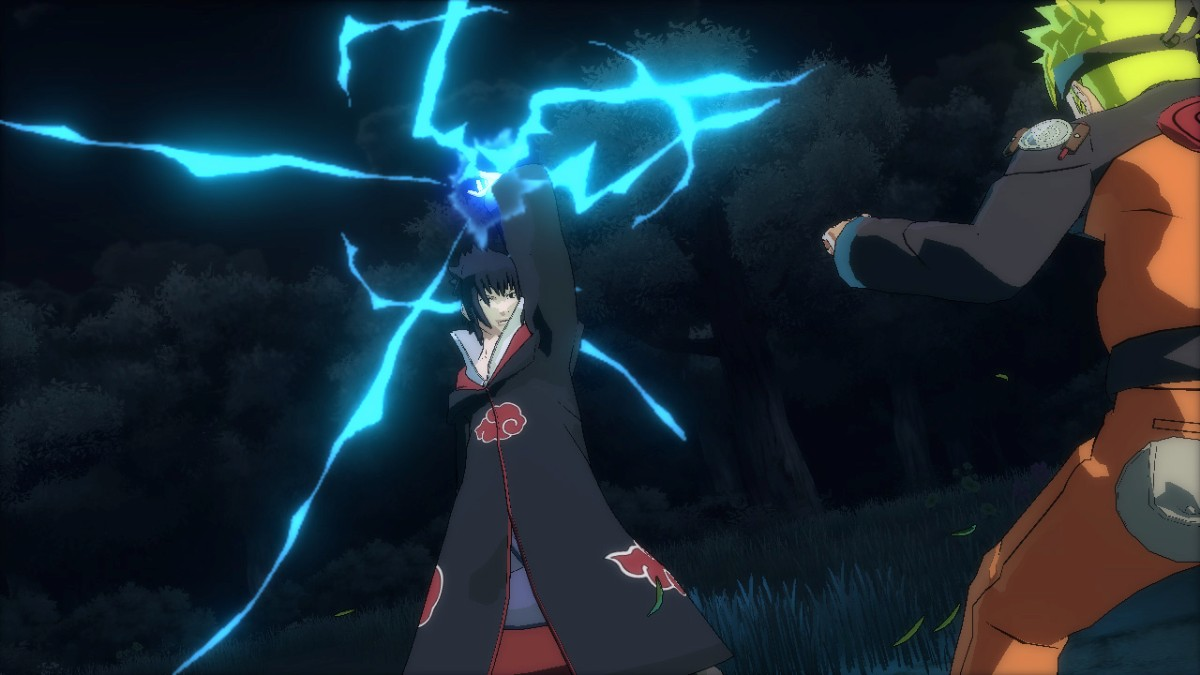 Screenshot of Naruto Shippuden: Ultimate Ninja Storm 2 (XBOX360)