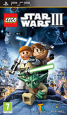 UK Boxshot of Lego Star Wars III: The Clone Wars (PSP)