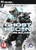 UK Boxshot of Tom Clancy's Ghost Recon: Future Soldier (PC)