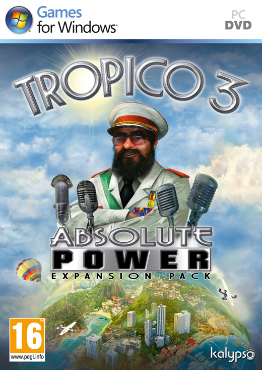 Tropico 3 Absolute Power-RELOADED