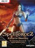 UK Boxshot of SpellForce 2: Faith in Destiny (PC)