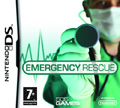 UK Boxshot of Emergency Rescue (DS)