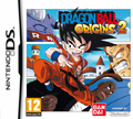 UK Boxshot of Dragon Ball: Origins 2 (DS)