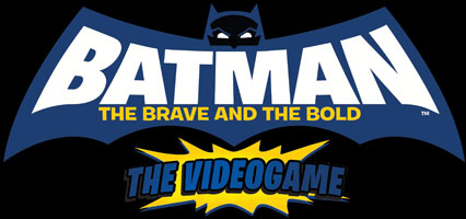 Logo of Batman: The Brave and the Bold the Videogame (NINTENDO Wii)
