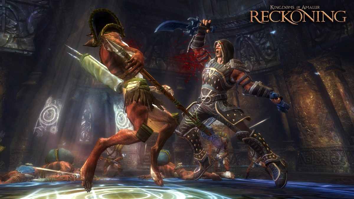 Screenshot of Kingdoms of Amalur: Reckoning (XBOX360)