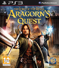 UK Boxshot of Lord of the Rings: Aragorn's Quest (PS3)