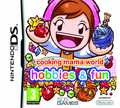 UK Boxshot of Cooking Mama World: Hobbies and Fun (DS)