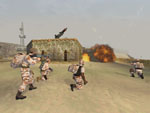 Click to enlarge this screenshot of Conflict: Desert Storm (PC)
