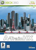 UK Boxshot of A-Train HX (XBOX360)