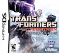 US Boxshot of Transformers: War for Cybertron - Decepticons (DS)