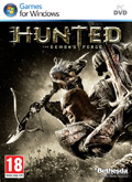 UK Boxshot of Hunted: The Demon's Forge (PC)