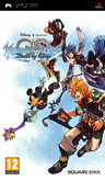 UK Boxshot of Kingdom Hearts: Birth by Sleep (PSP)