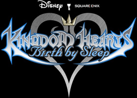 Logo of Kingdom Hearts: Birth by Sleep (PSP)