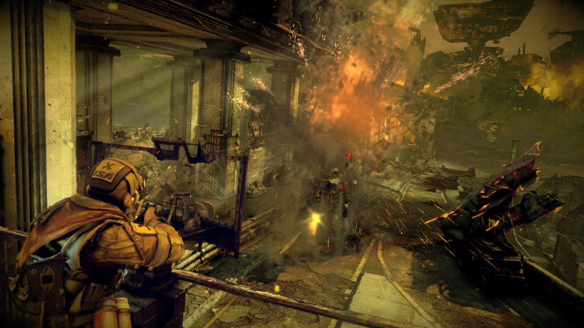 Screenshot of Killzone 3 (PS3)