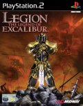 UK Boxshot of Legion: Legend of Excalibur (PS2)