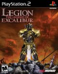 US Boxshot of Legion: Legend of Excalibur (PS2)