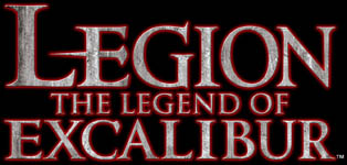Logo of Legion: Legend of Excalibur (PS2)