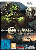 UK Boxshot of Enclave: Shadows of Twilight (NINTENDO Wii)